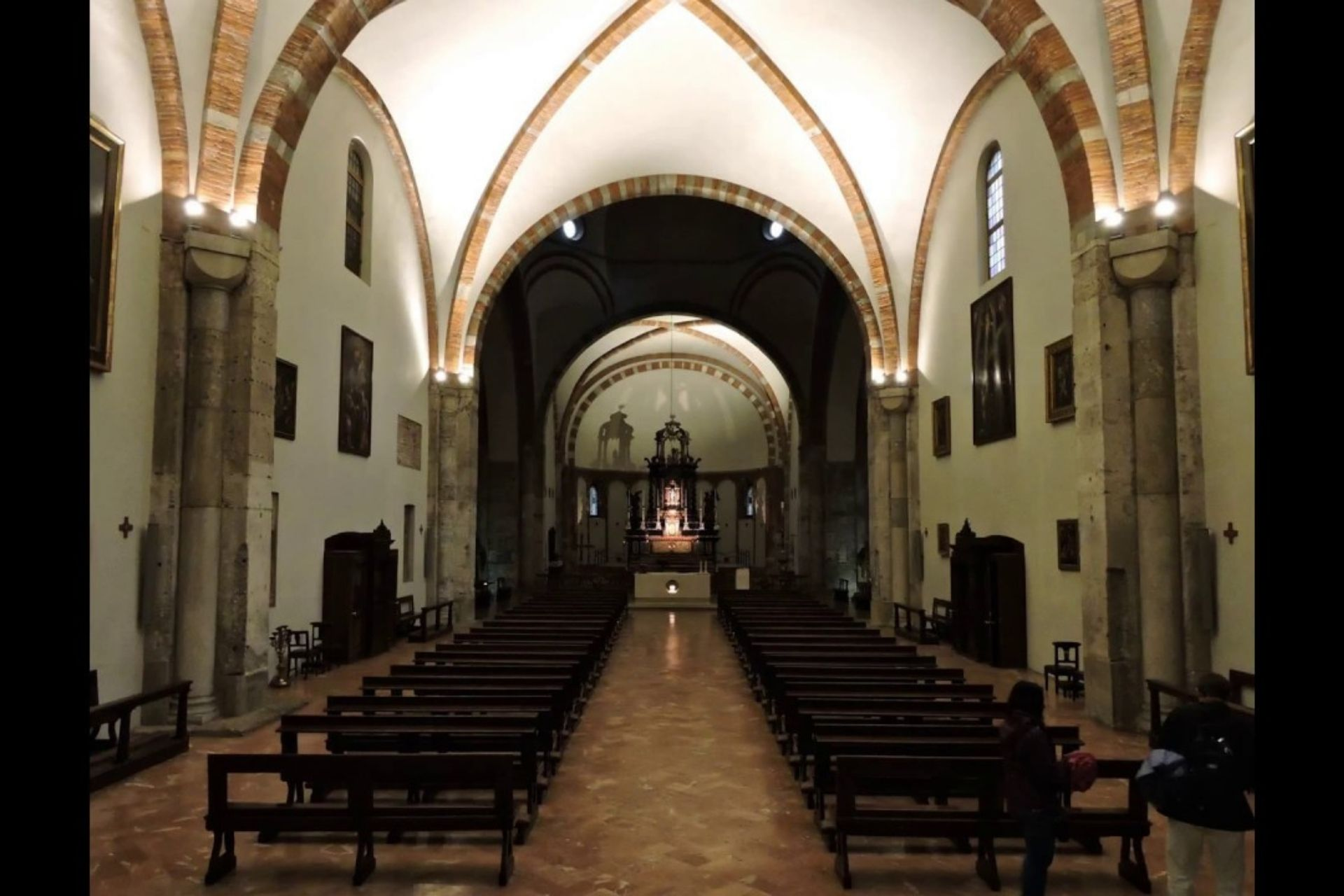 Visita guidata San Nazaro in Brolo