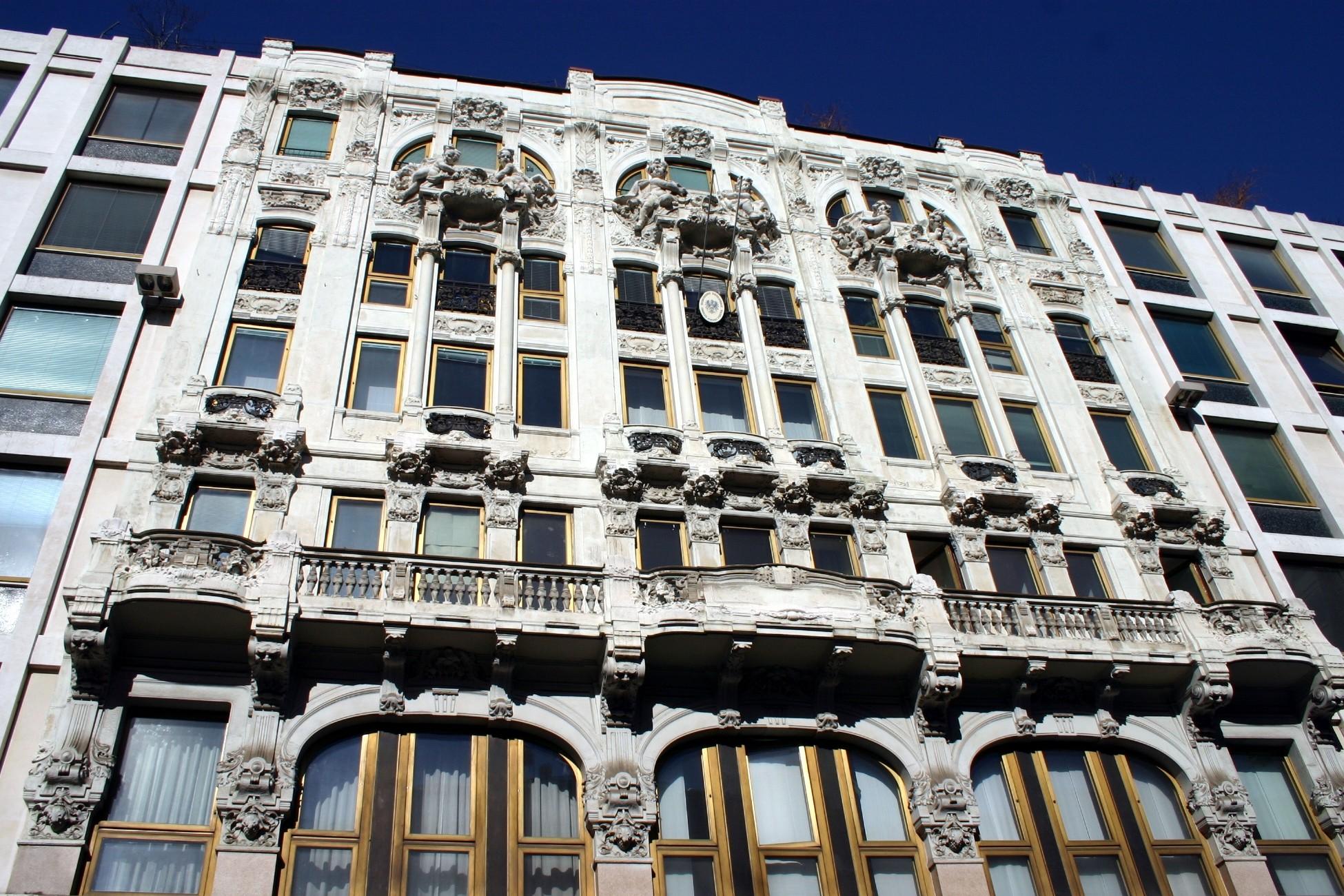 Visita guidata Milano Liberty Centro