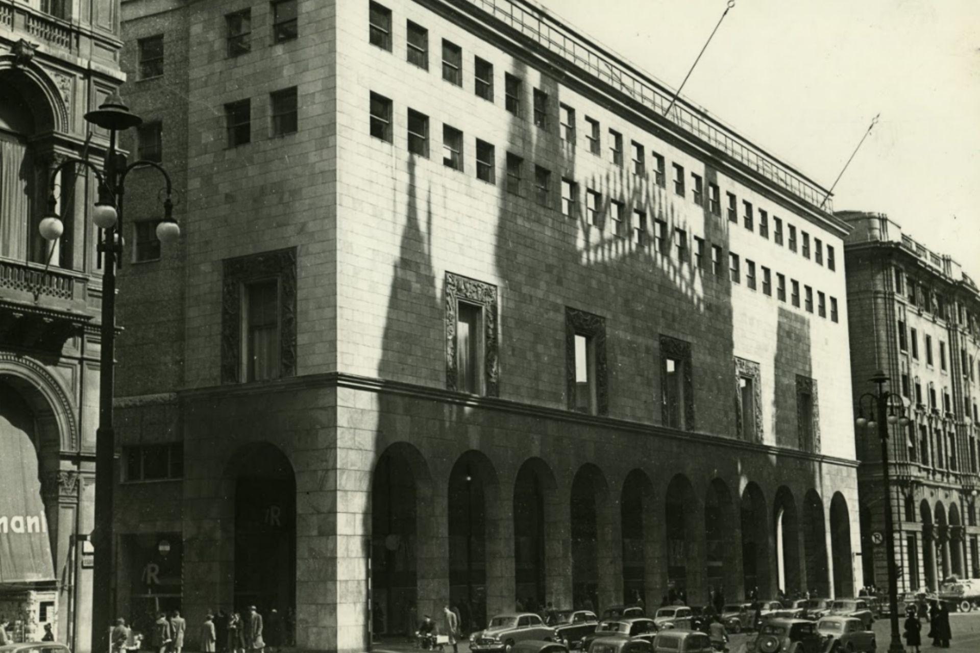 Mostra Rinascente Milano