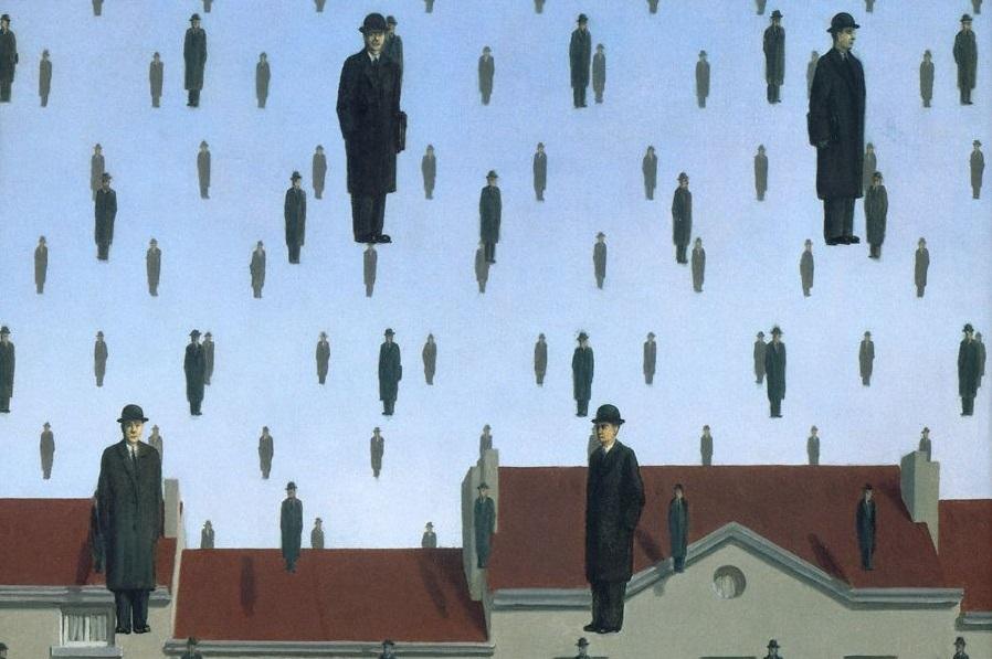 Connessioni Culturali Magritte