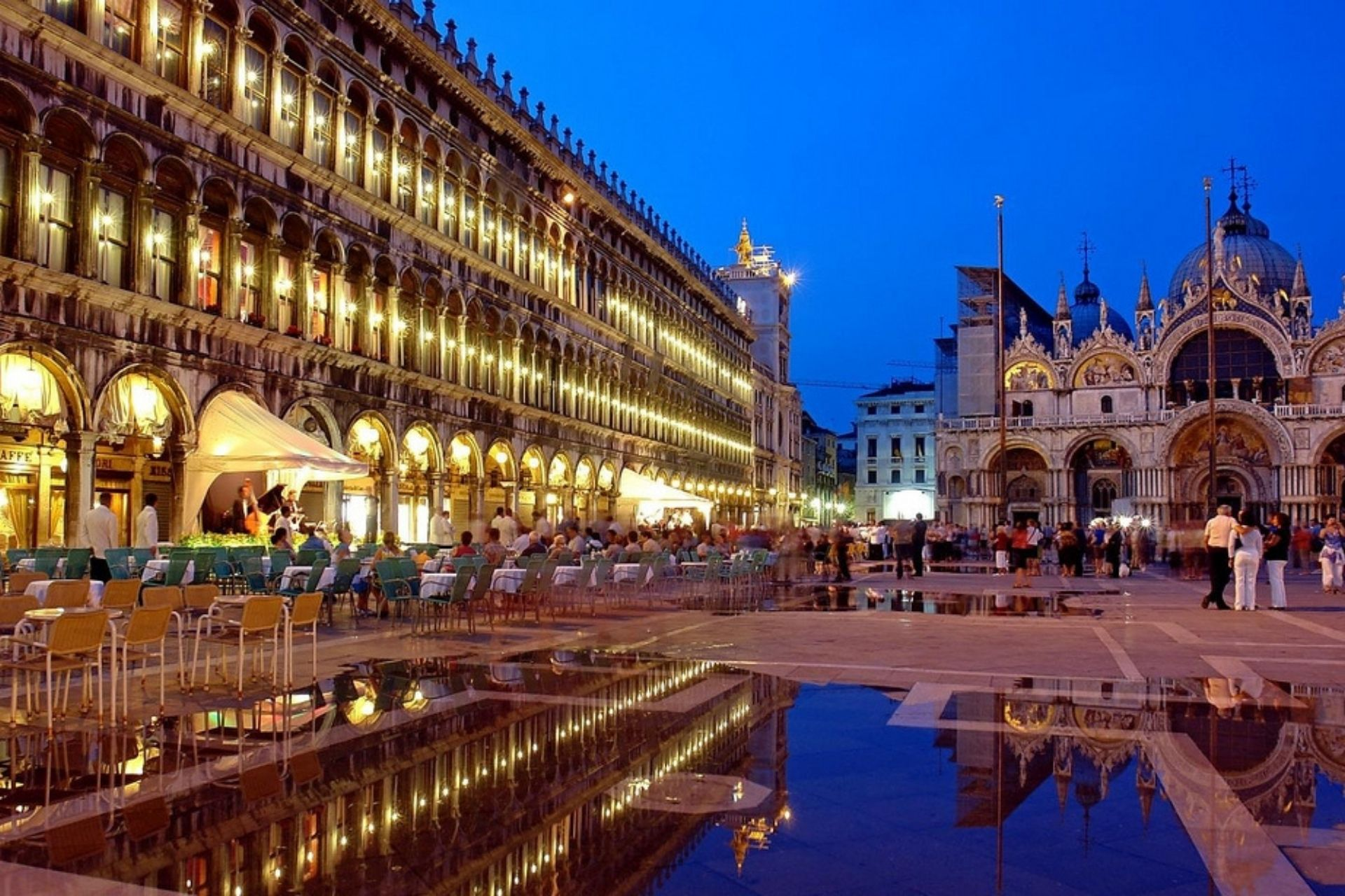 Viaggio a Venezia