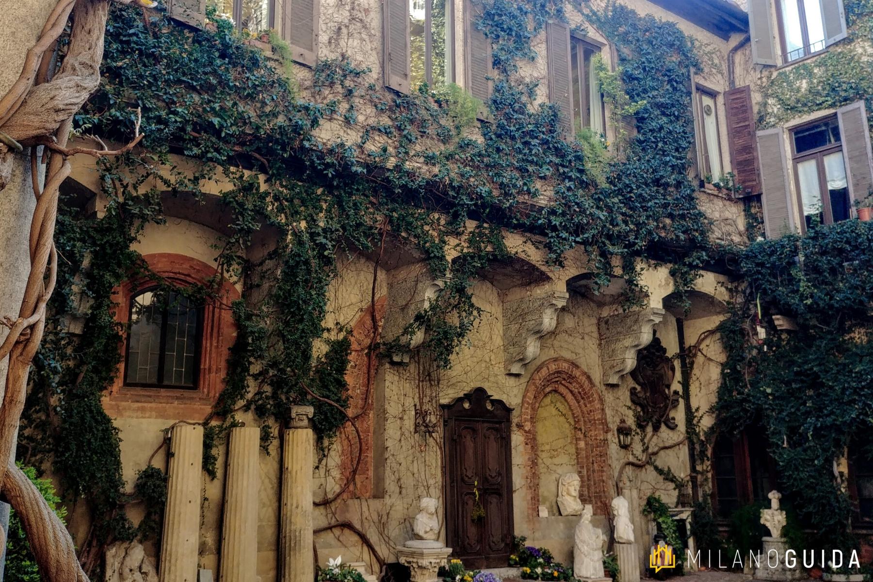 Visita guidata Casa degli Atellani e Vigna di Leonardo