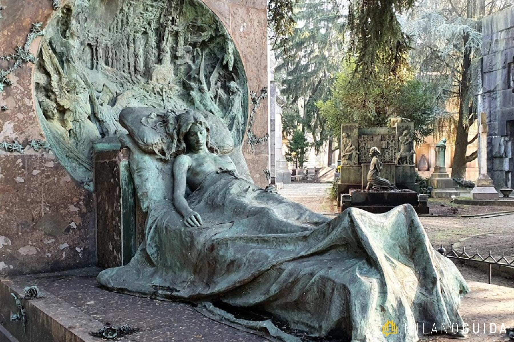 Visita guidata al Cimitero Monumentale: Le donne