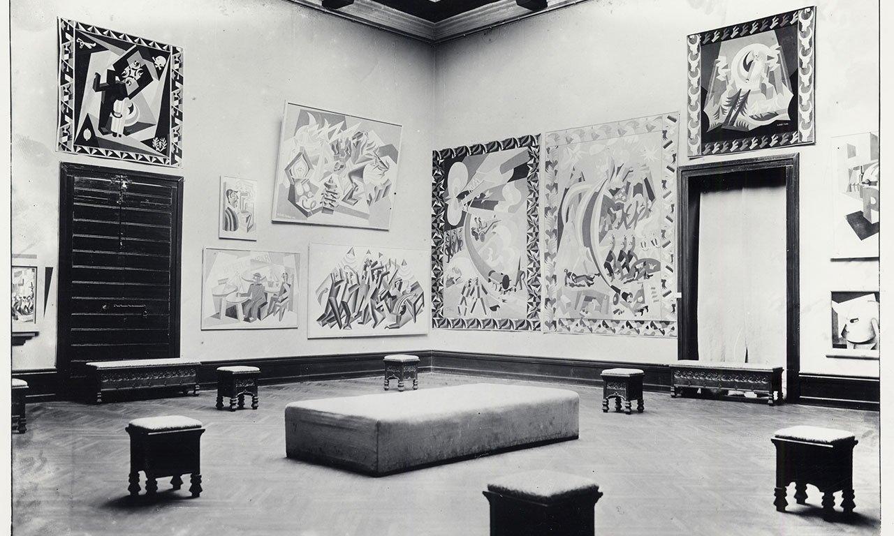 Mostra Arte in Italia a Milano