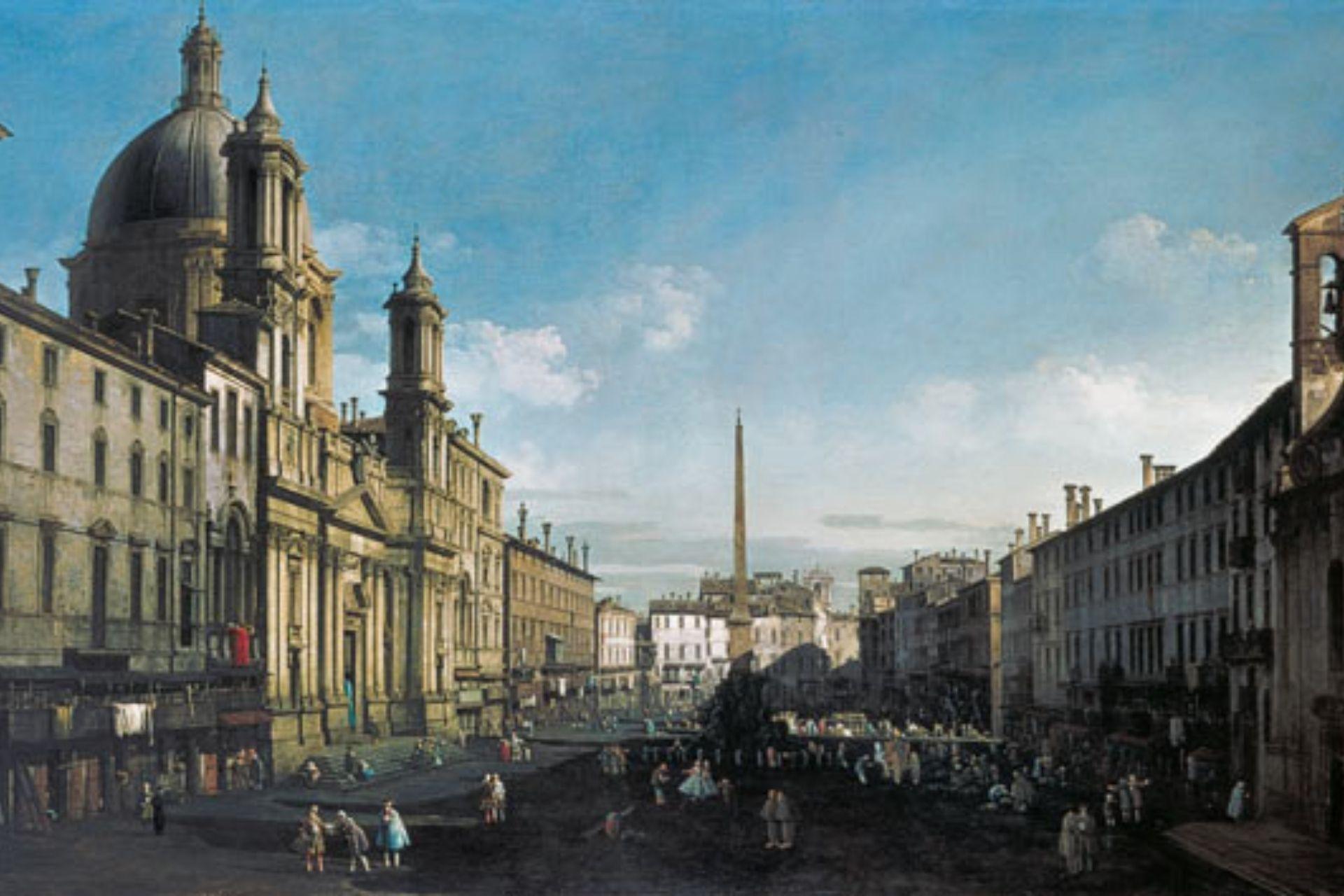 Mostra Bellotto e Canaletto