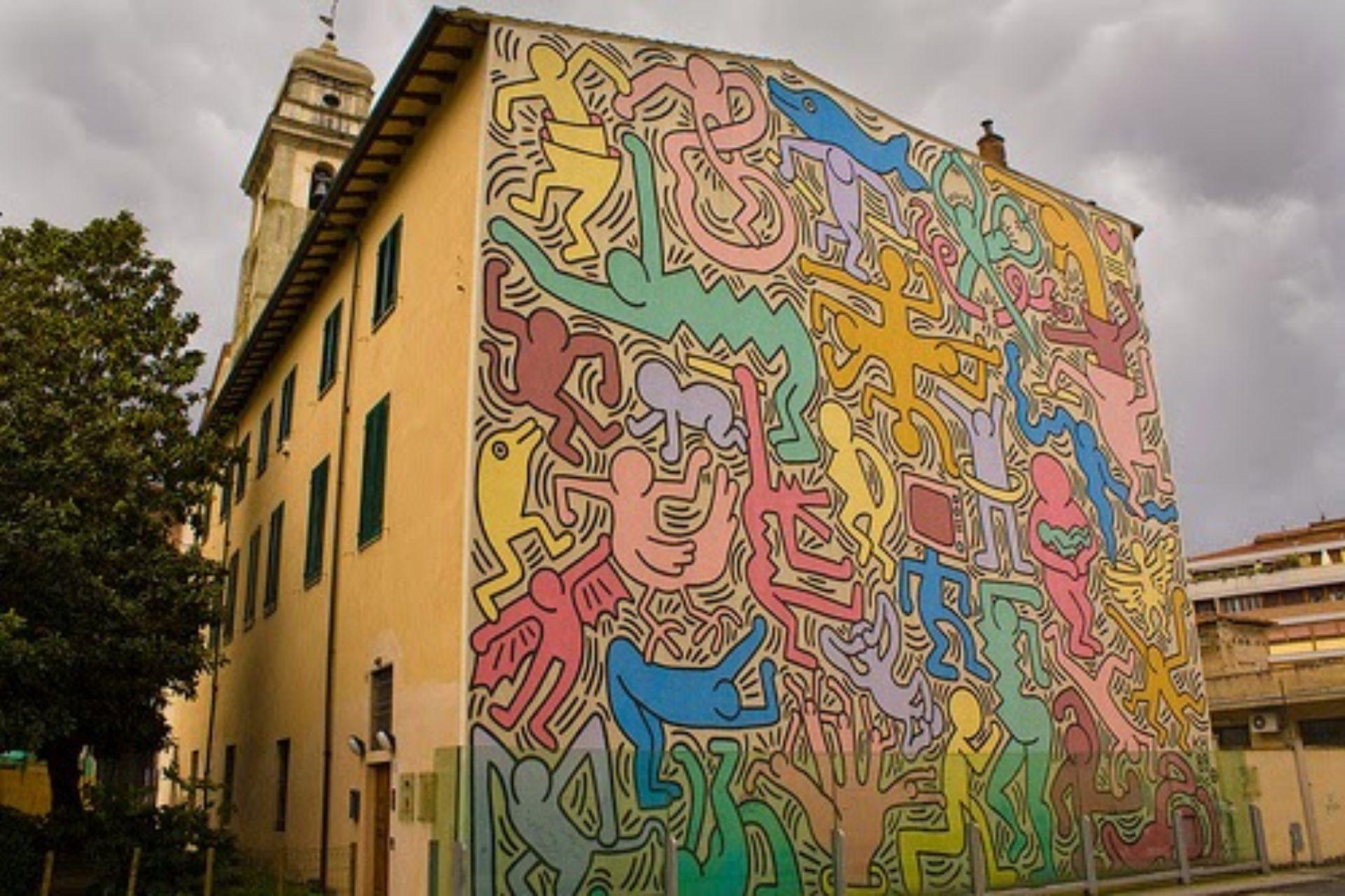 Mostra Keith Haring Milano