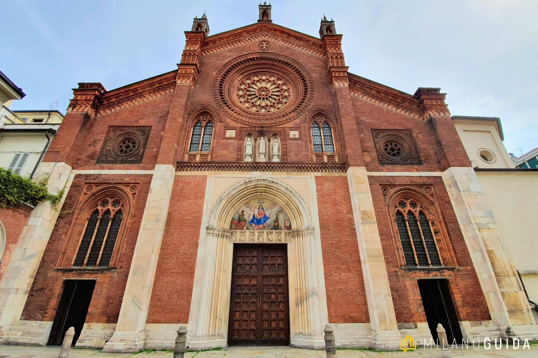 Visita guidata San Marco Milano