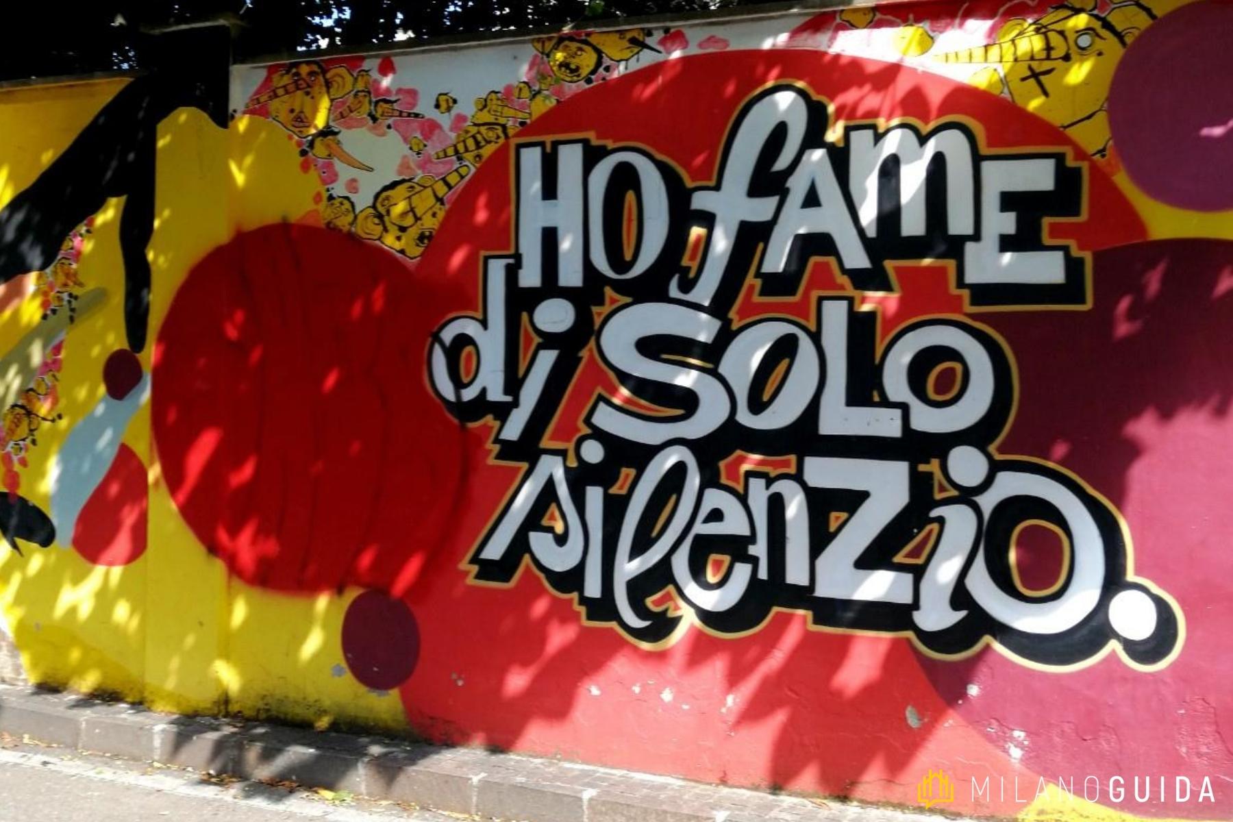 Visita guidata Street Art Navigli
