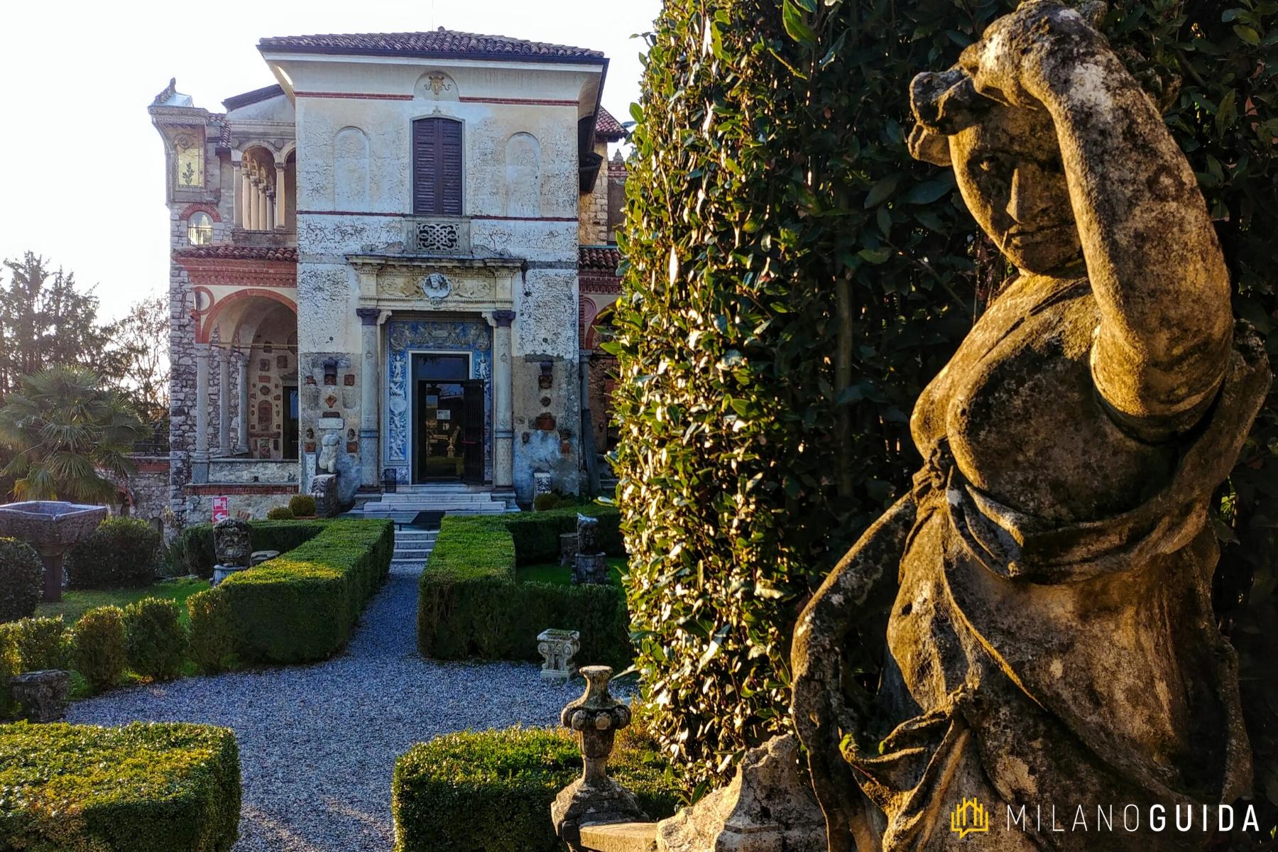 Visita guidata Casa Museo Lodovico Pogliaghi