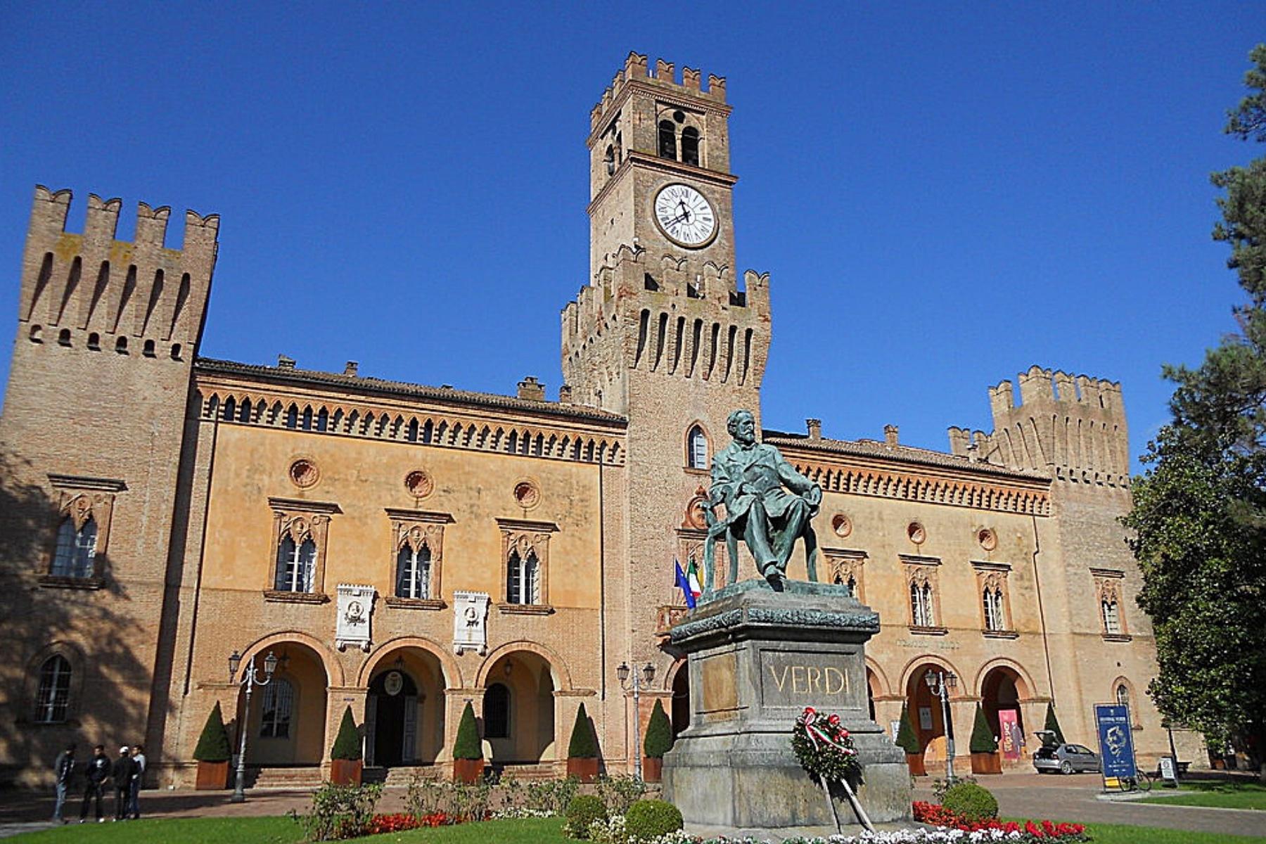 Busseto e i luoghi di Giuseppe Verdi
