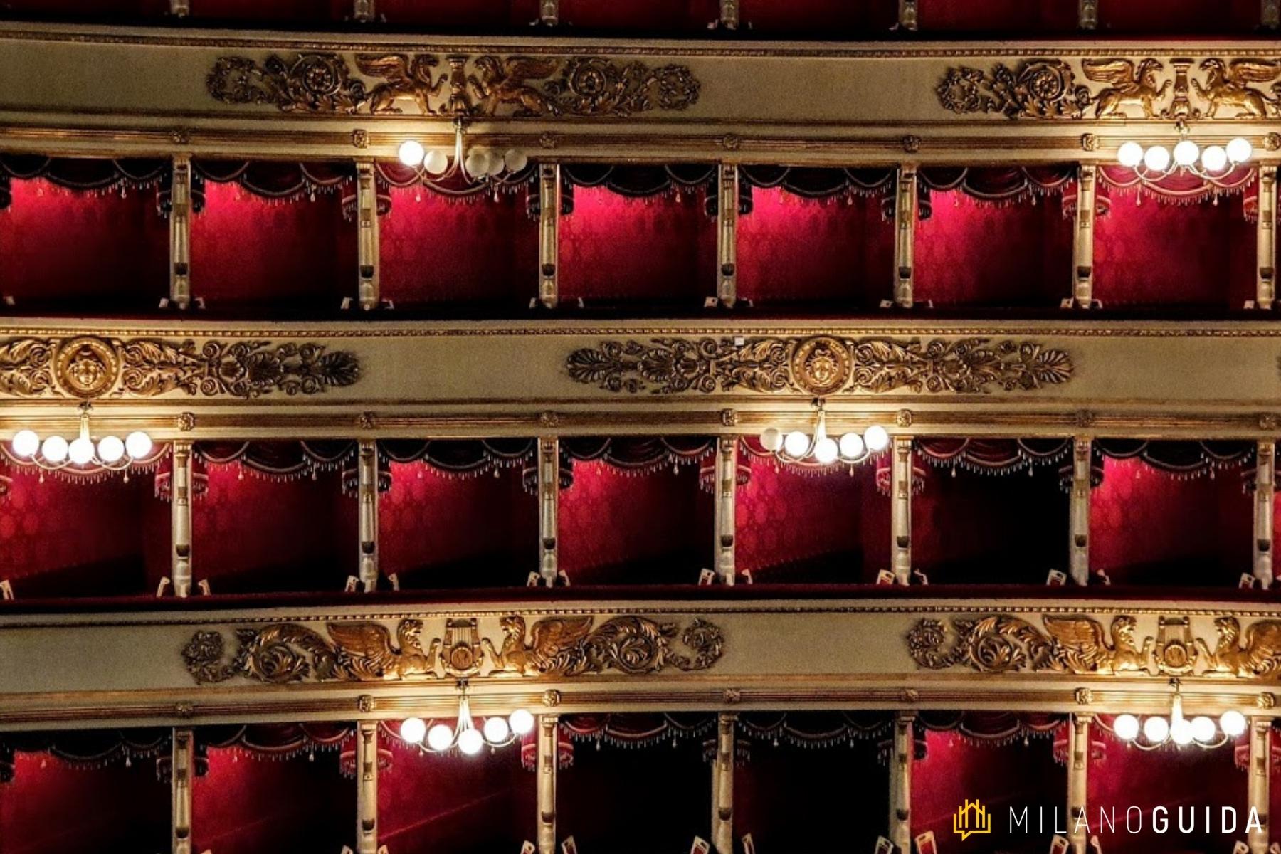 Visita guidata Museo Teatro alla Scala