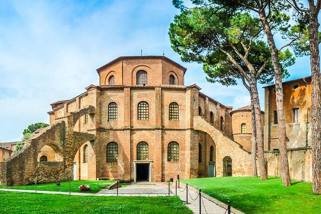 Viaggio a Ravenna con partenza da Milano