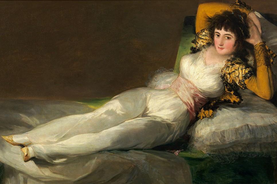 Connessioni Culturali: Goya