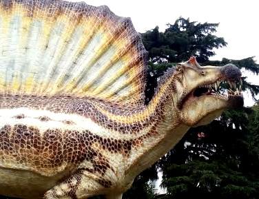 Mostra Spinosaurus Milano