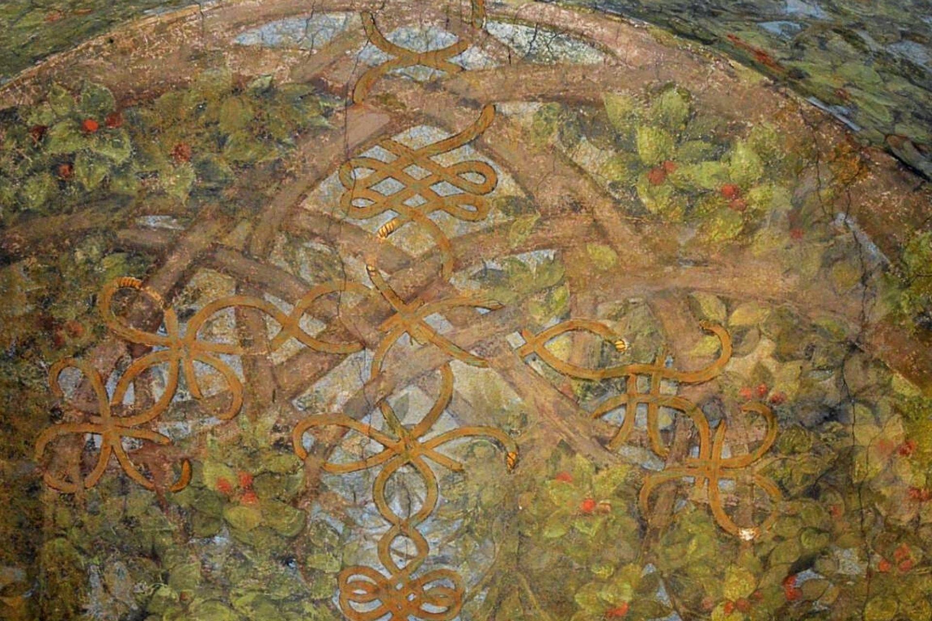 Leonardo e Sala delle Asse