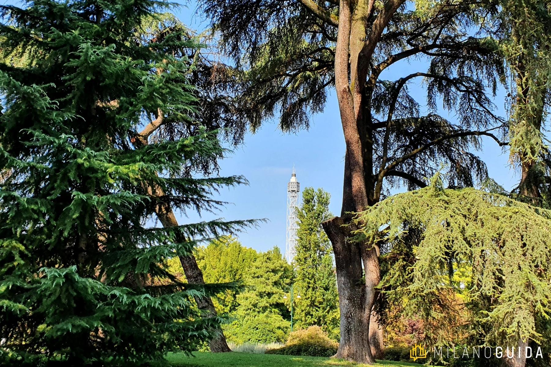 Visita guidata Parco Sempione Milano
