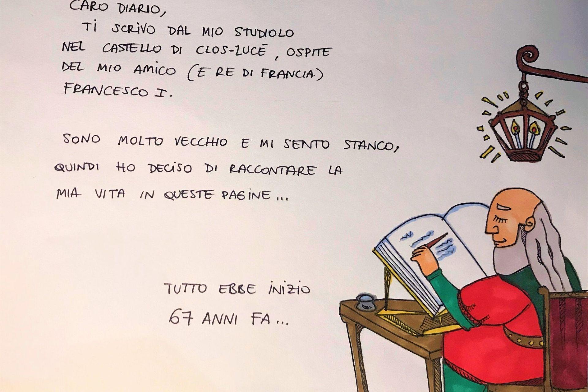 Visita guidata Leonardo per bambini