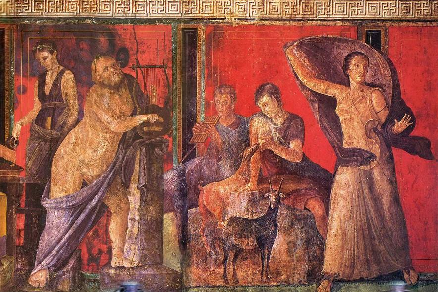 Connessioni Culturali: Culti misterici