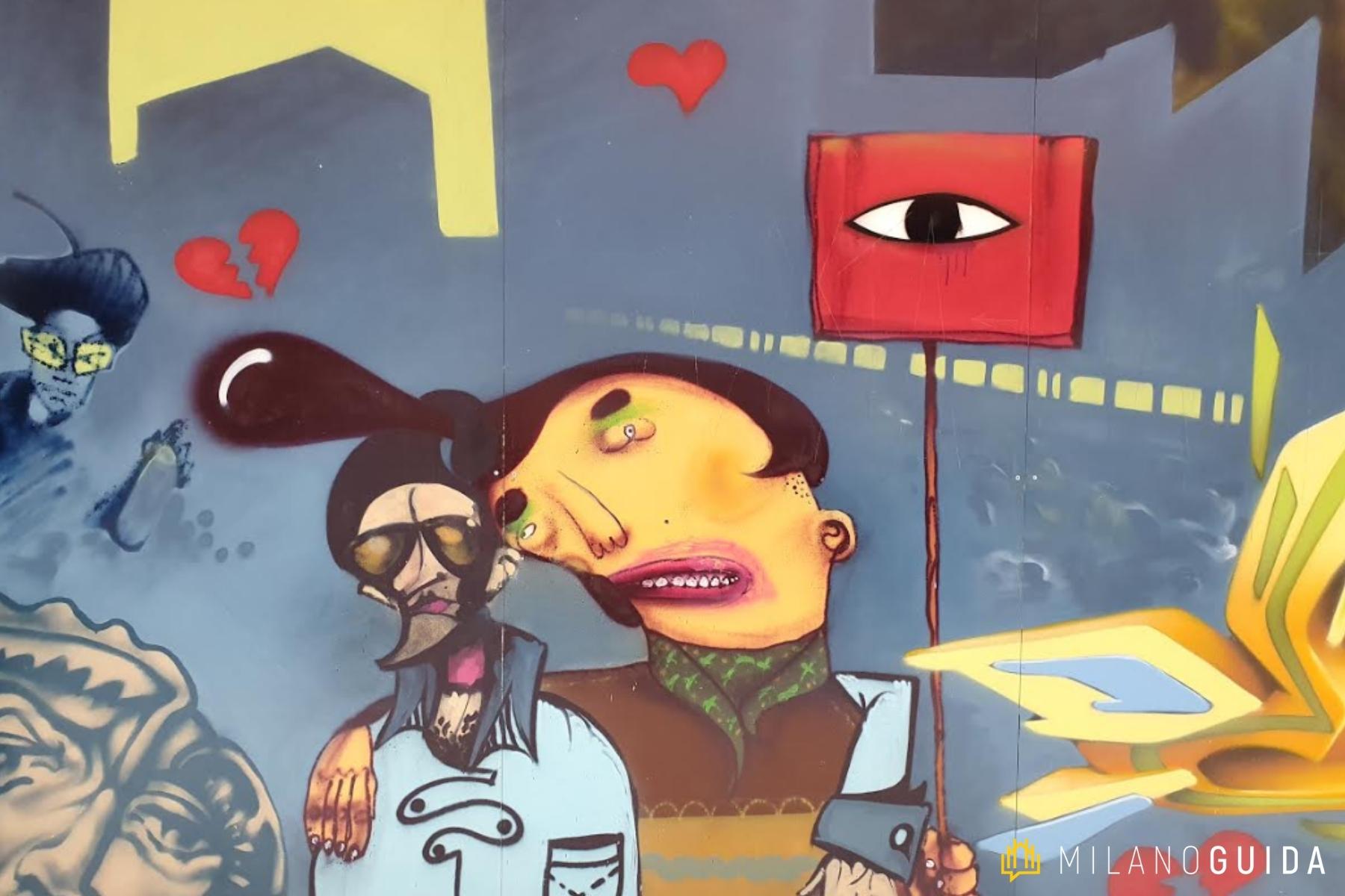 Mostra Street Art Milano