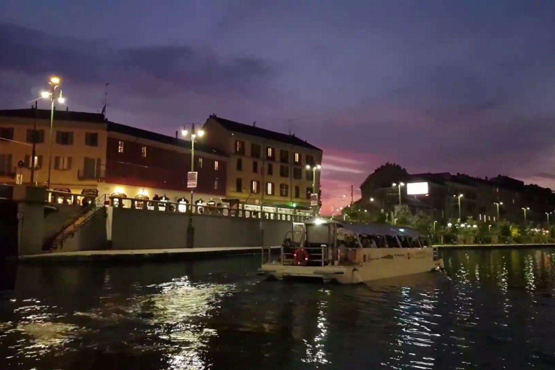 Navigazione Navigli Milano
