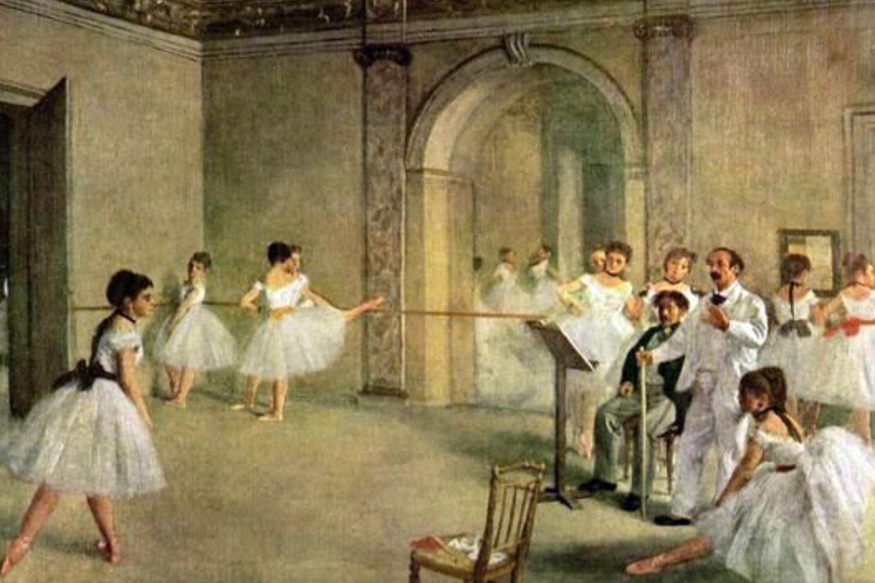 Mostra Degas Milano