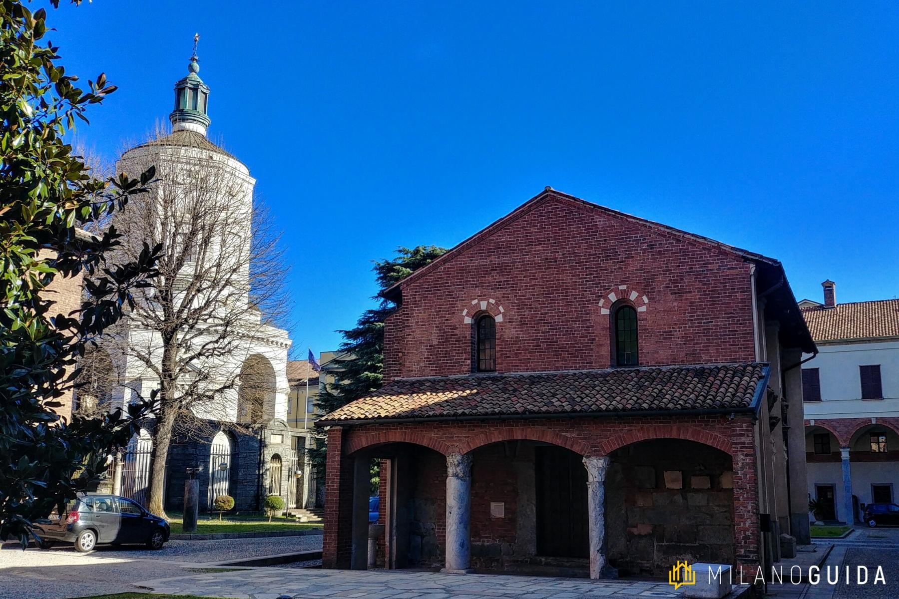 Visita guidata alla Basilica di Sant'Ambrogio