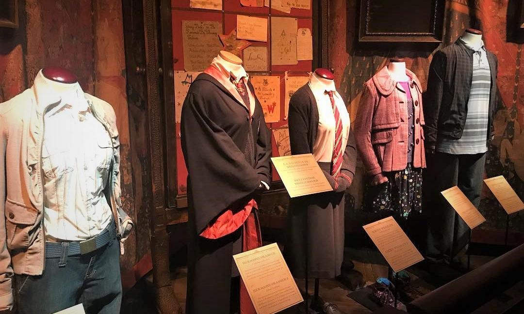 Mostra di Harry Potter a Milano