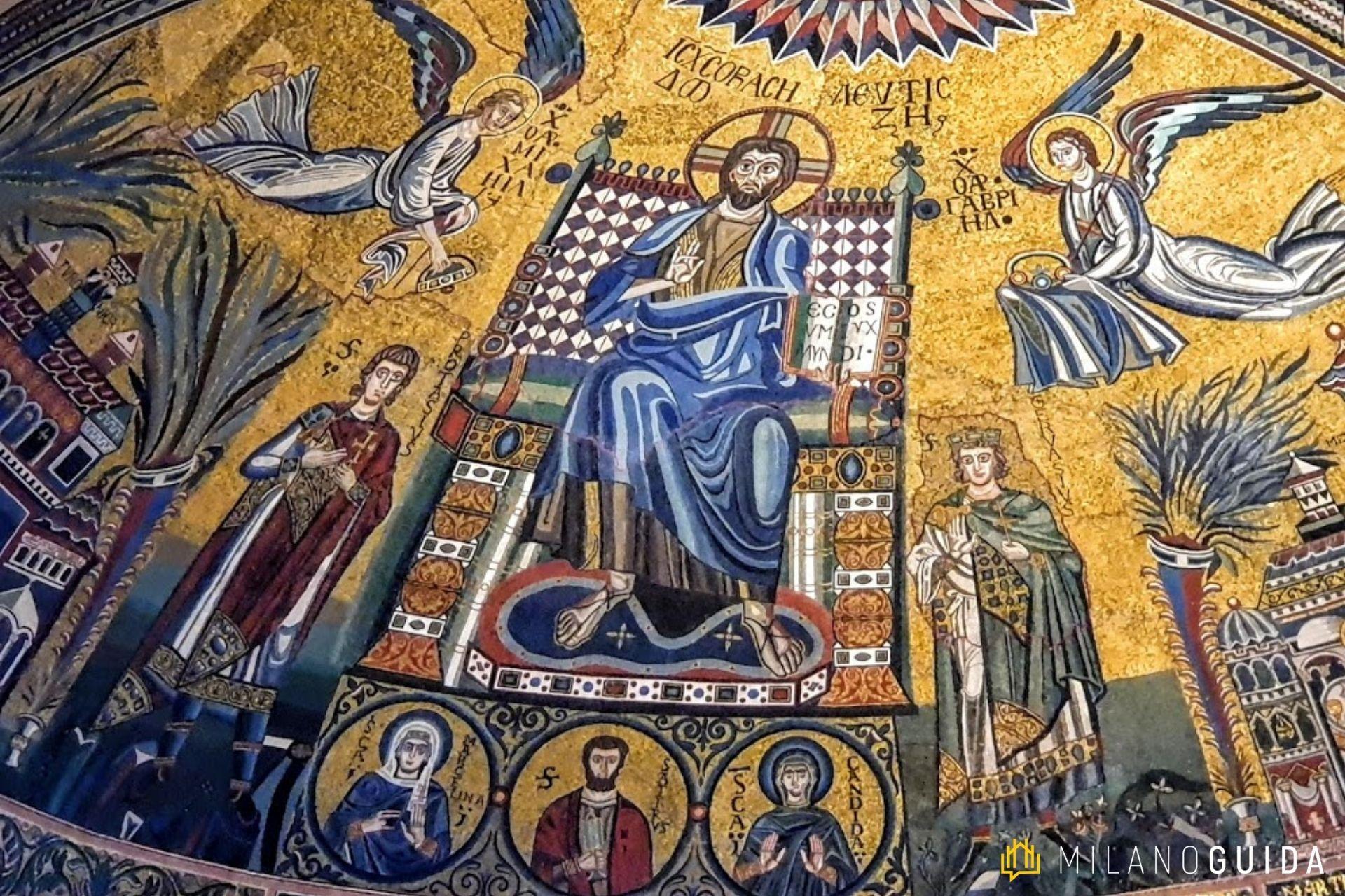 Visita guidata Sant'Ambrogio per bambini