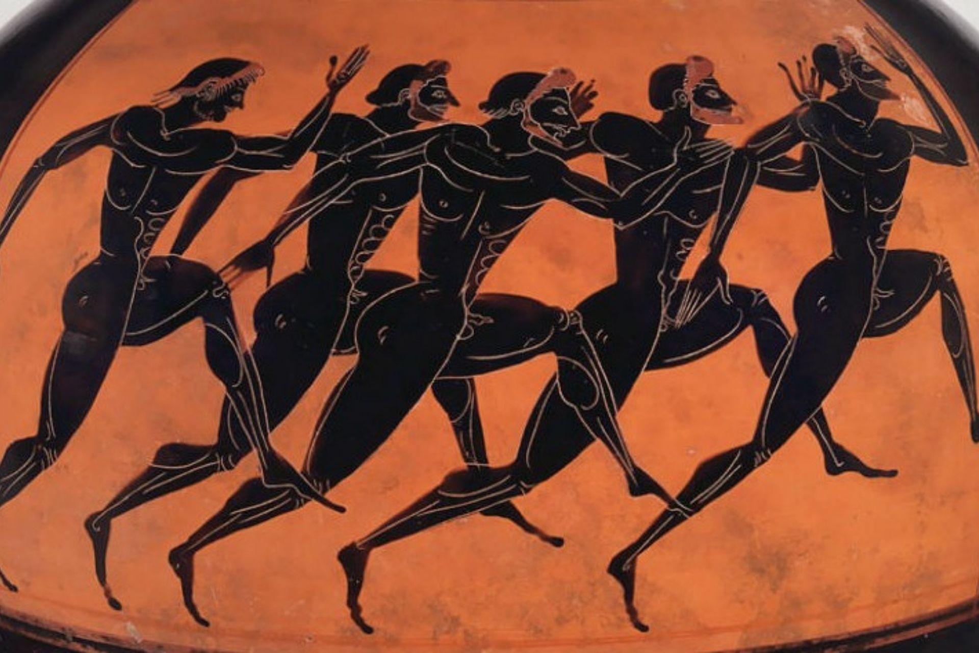 Connessioni Culturali: Olimpia e Olimpiadi