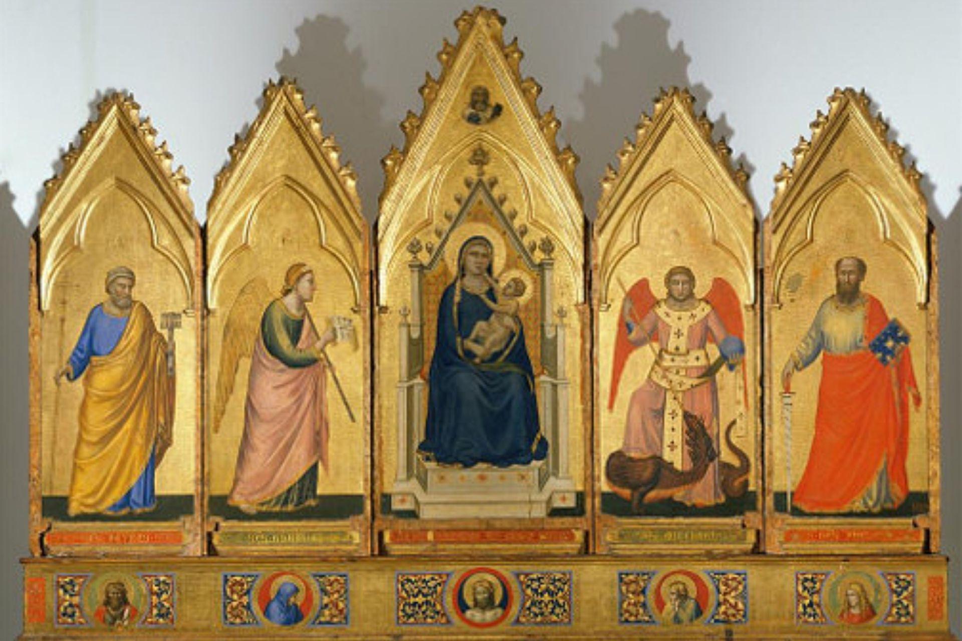 Mostra Giotto Milano