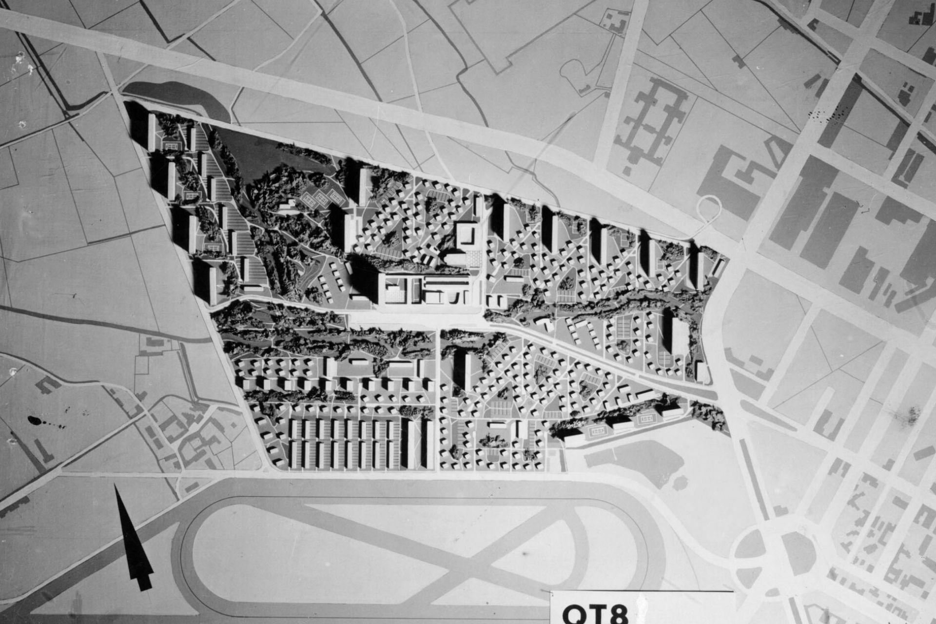 Visita guidata quartiere QT8 e Giardino dei Giusti