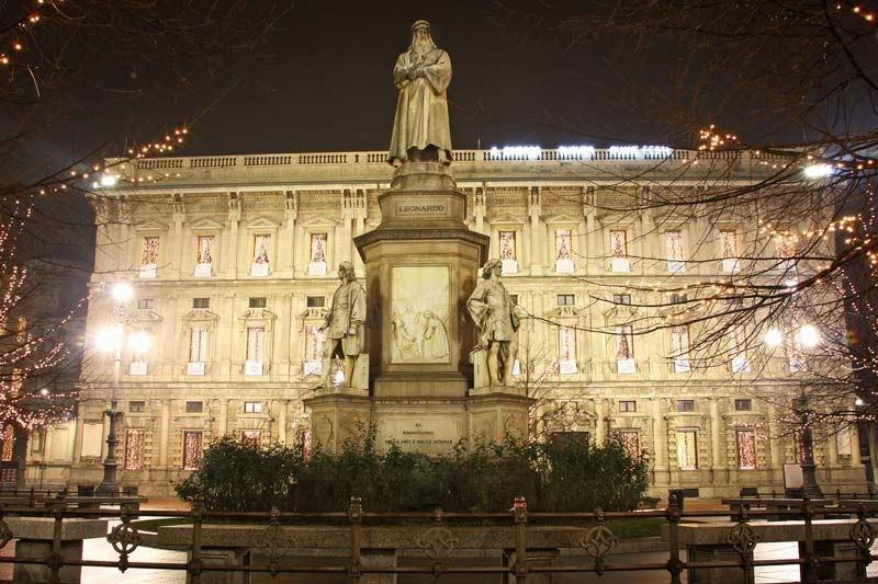 Idea regalo Natale Milano
