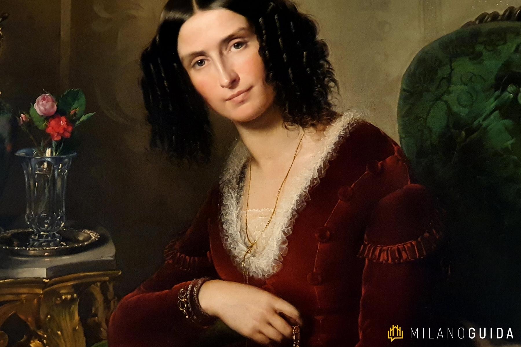 La donna nell'arte dell'Ottocento