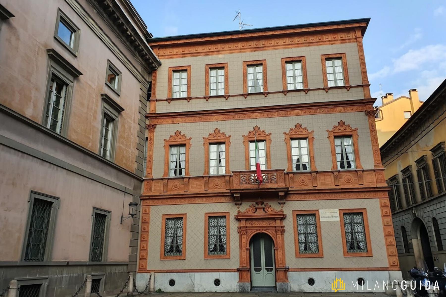 Casa Alessandro Manzoni Milano