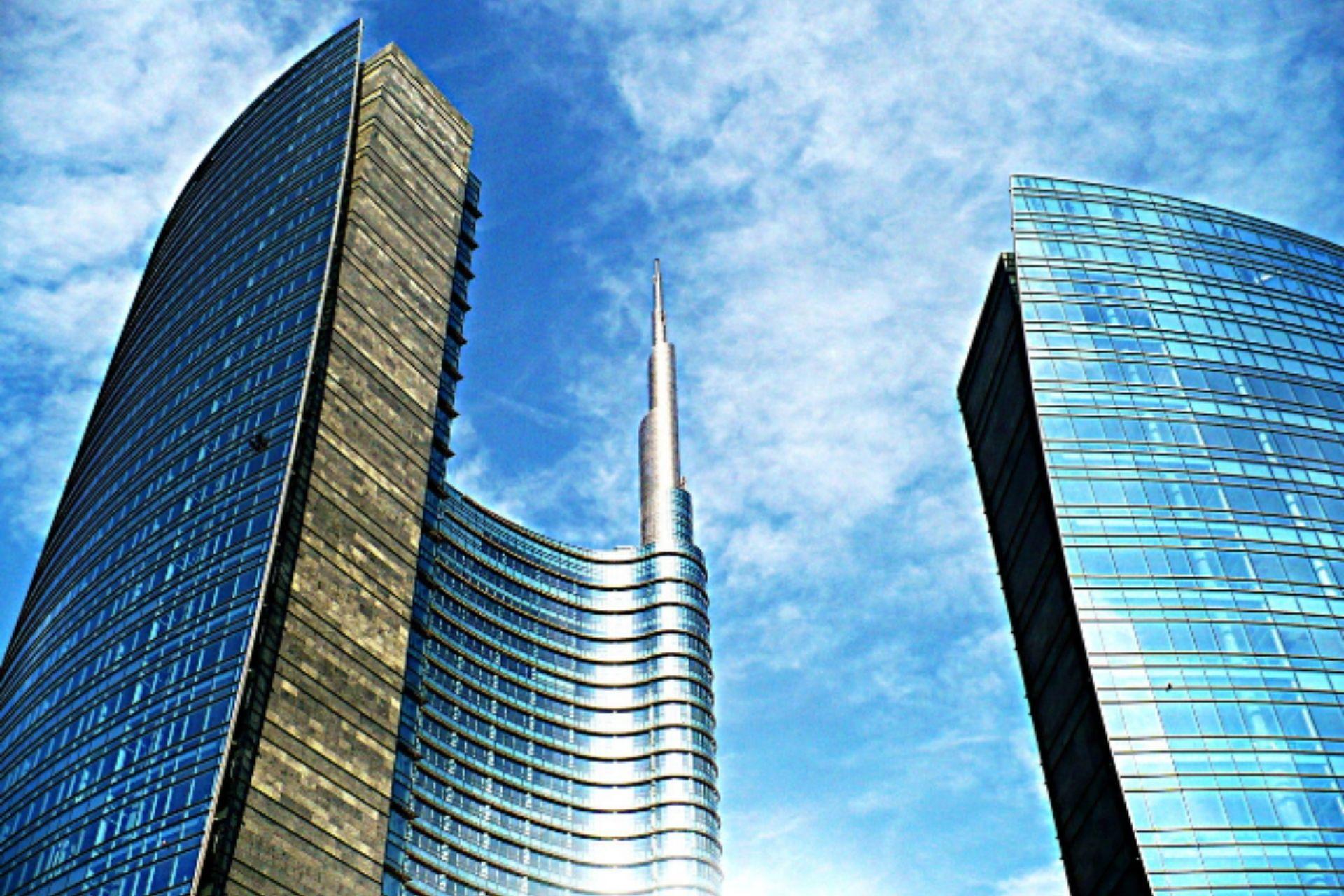 Grattacieli Milano bambini
