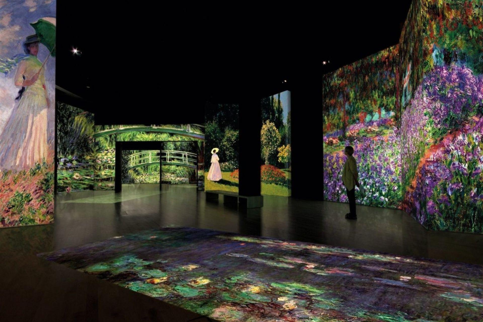 Mostra Monet Milano