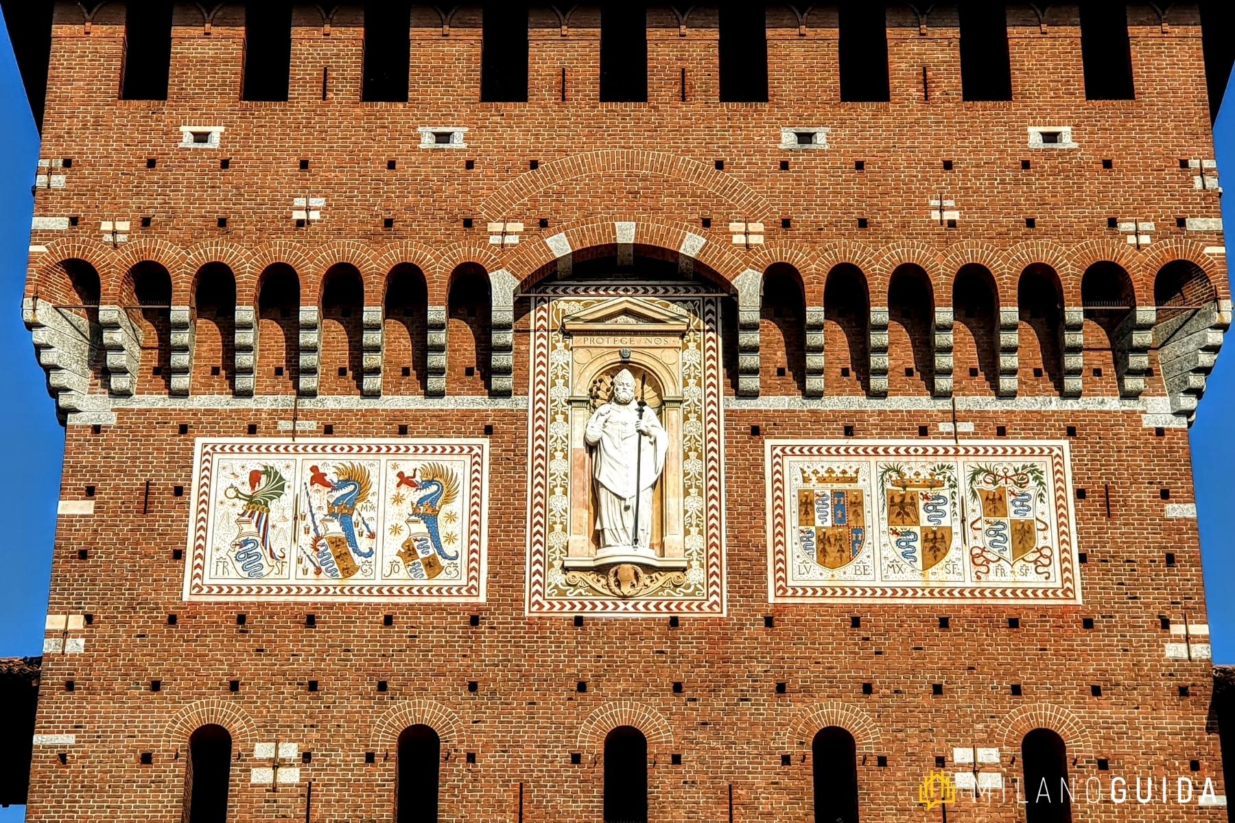 Visita guidata Castello Sforzesco Milano