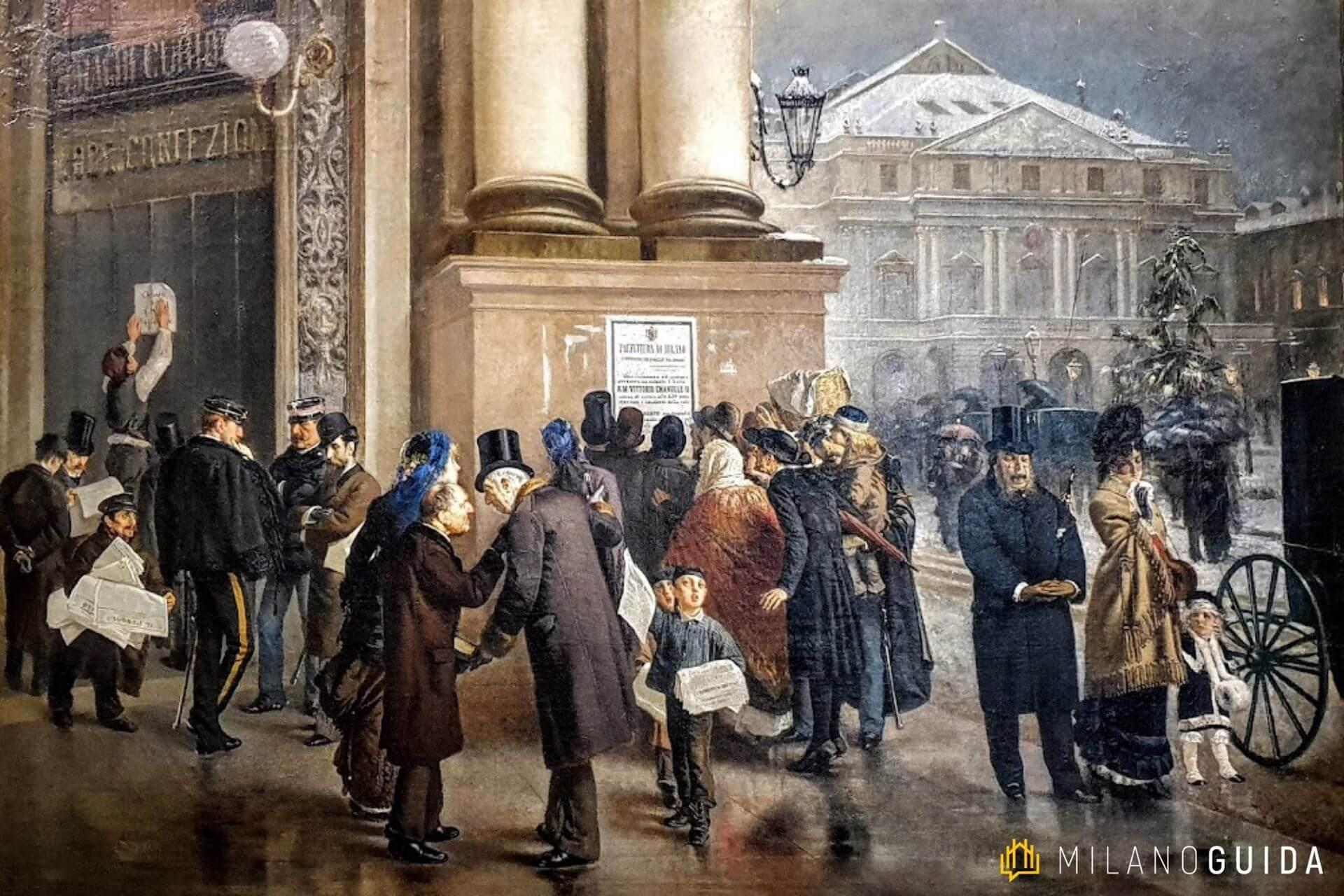 Gallerie d'Italia: l'Ottocento