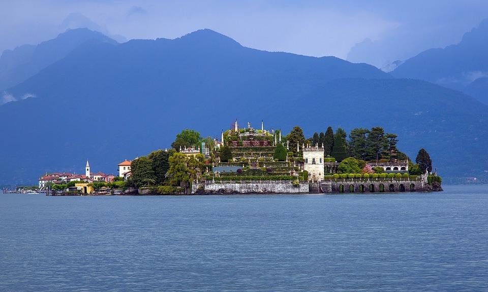 Lago Maggiore: Isole Borromee e Eremo di Santa Caterina del Sasso