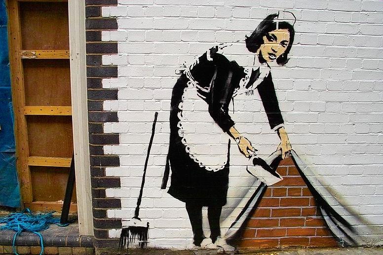 Mostra Banksy Milano