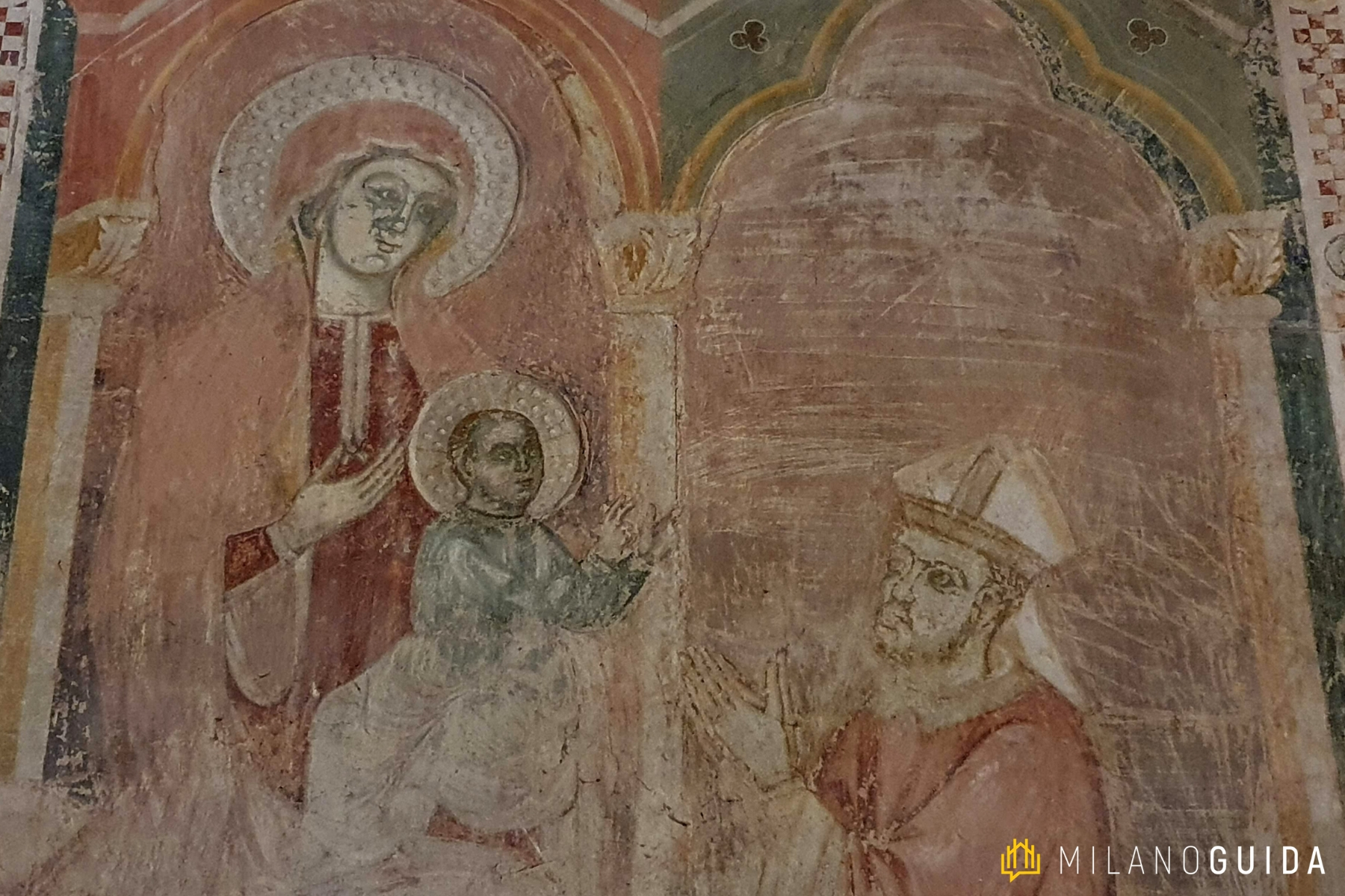 Visita guidata Abbazia Chiaravalle