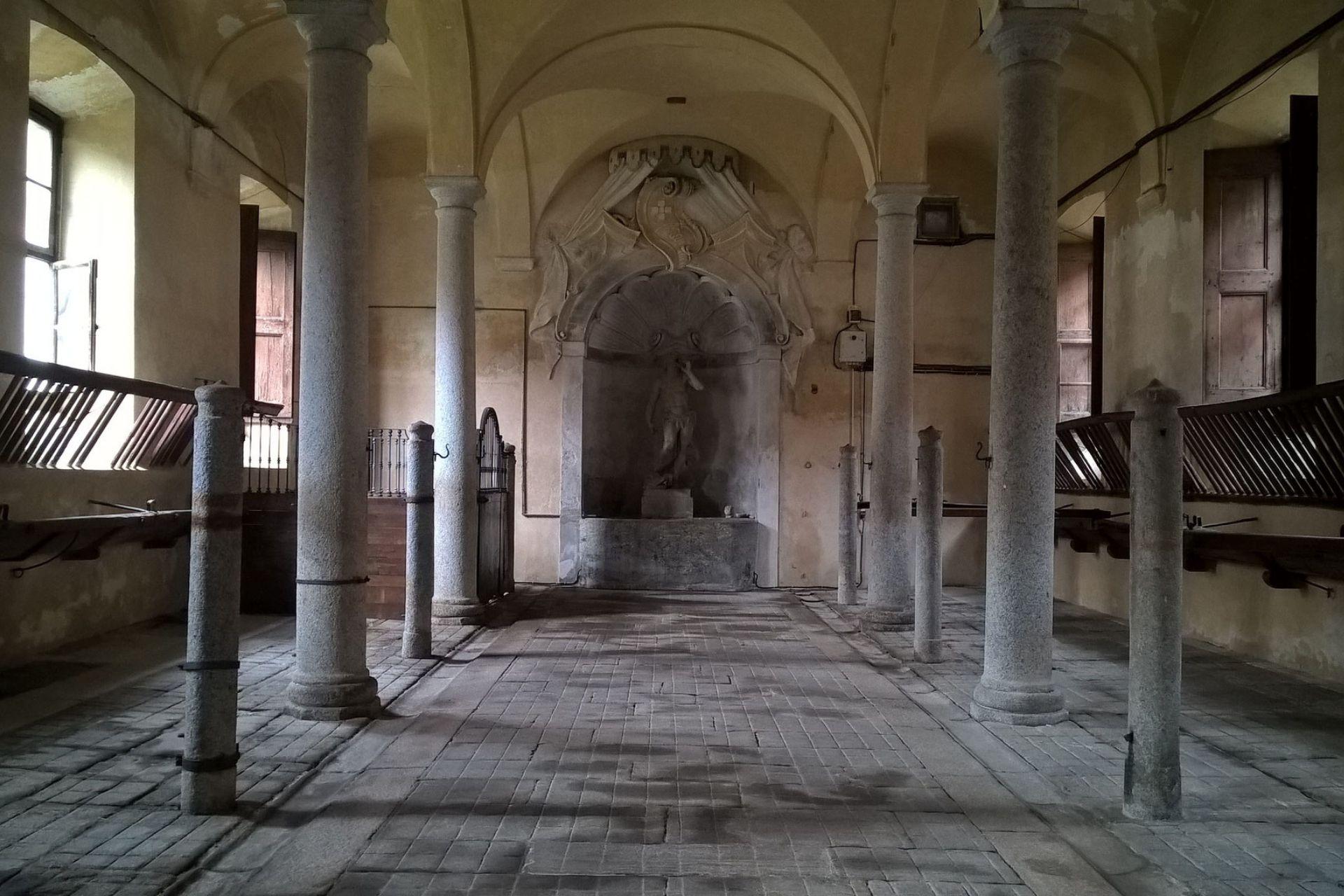 Villa Arconati a Castellazzo di Bollate