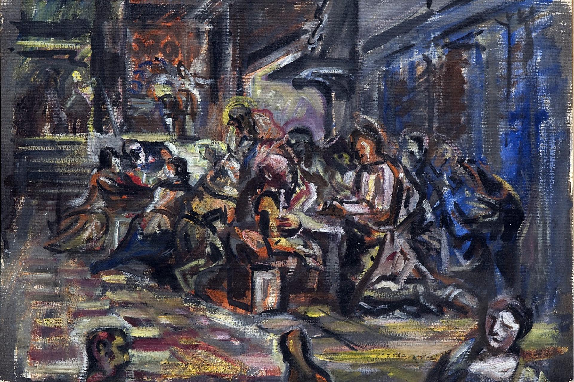 Mostra Emilio Vedova Milano