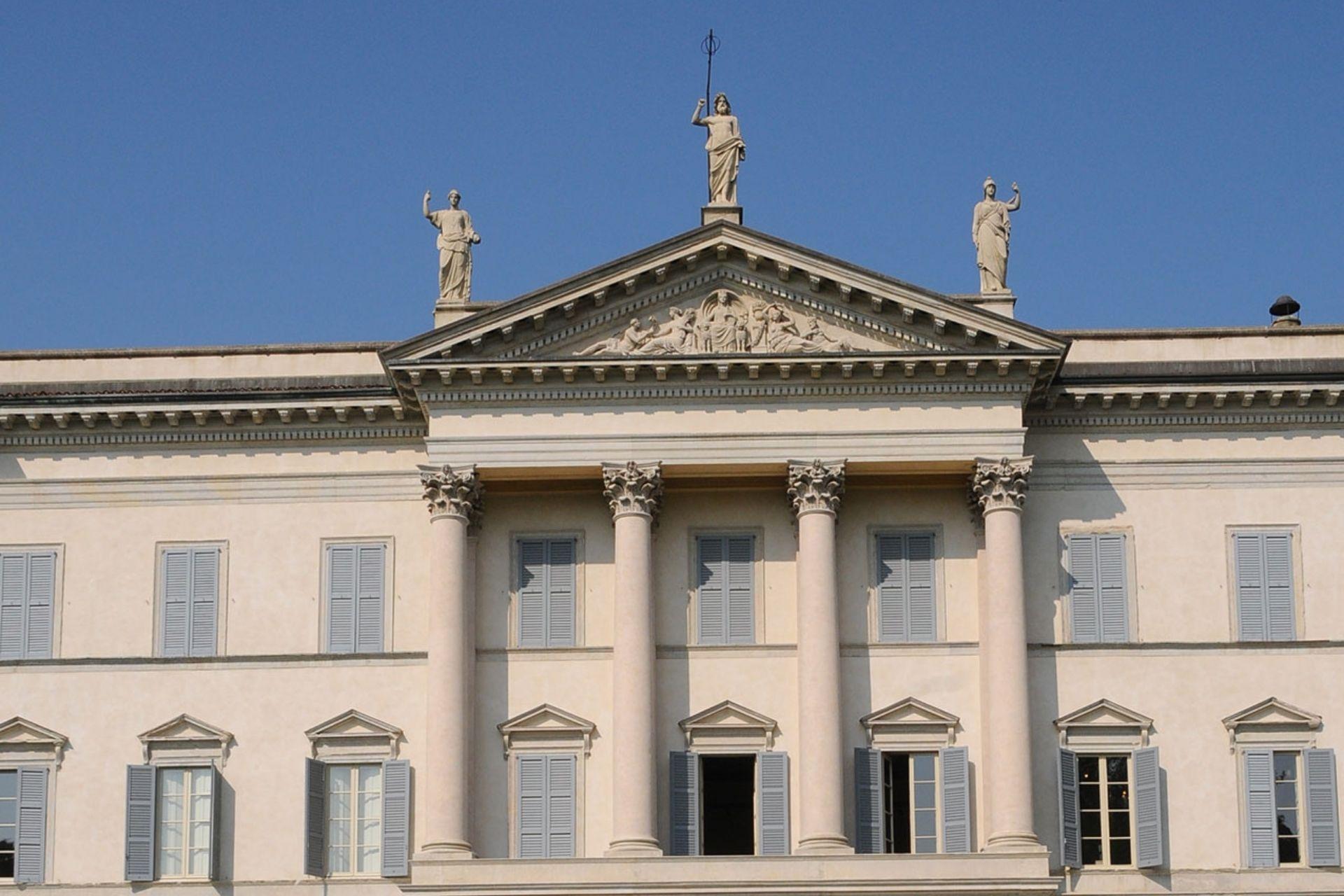Villa Cusani Tittoni