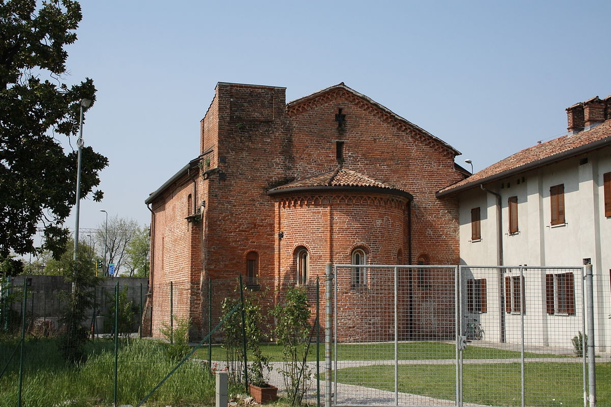 Le Chiese Rosse di Milano