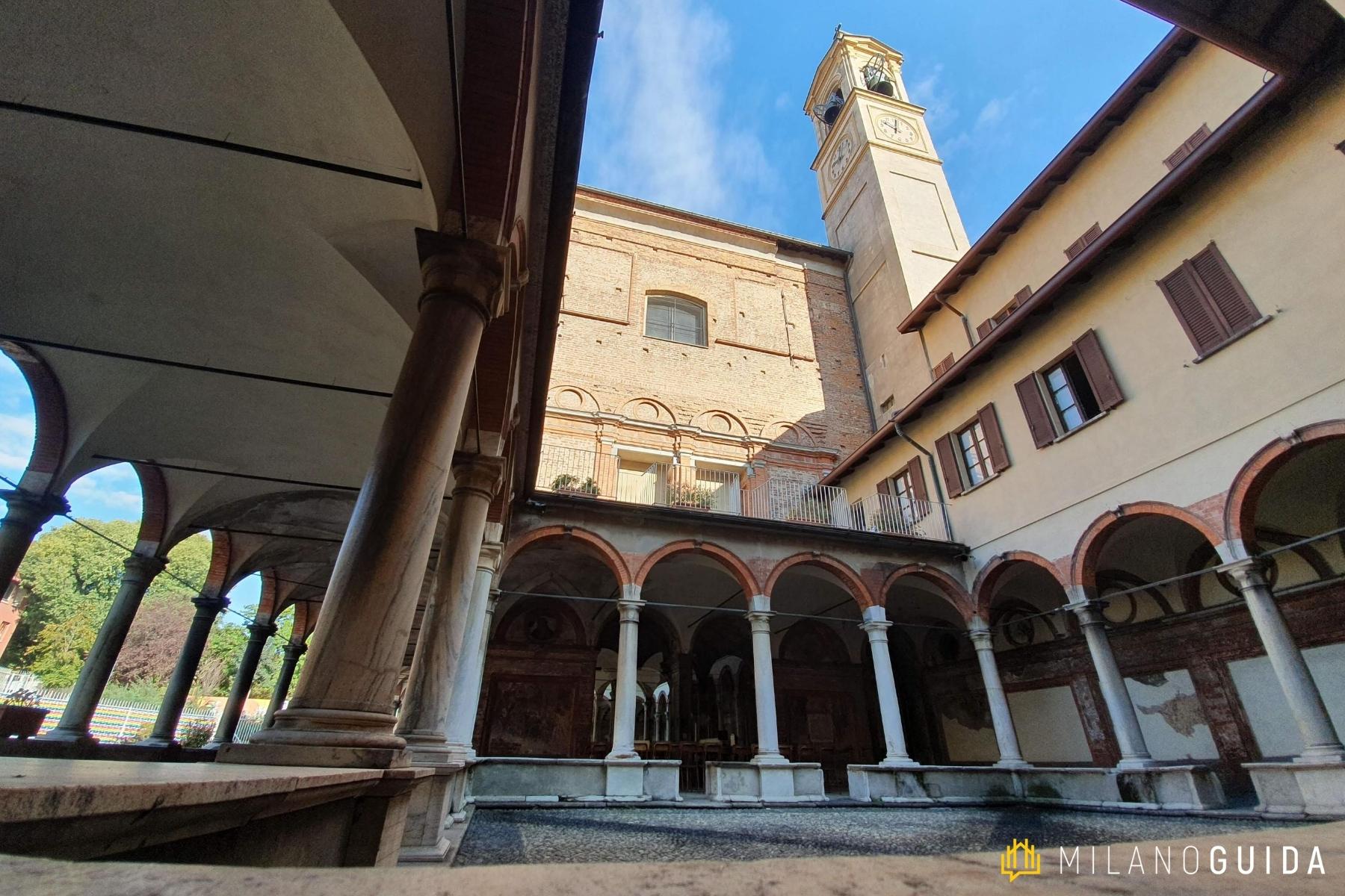 Visita guidata Santa Maria Fontana