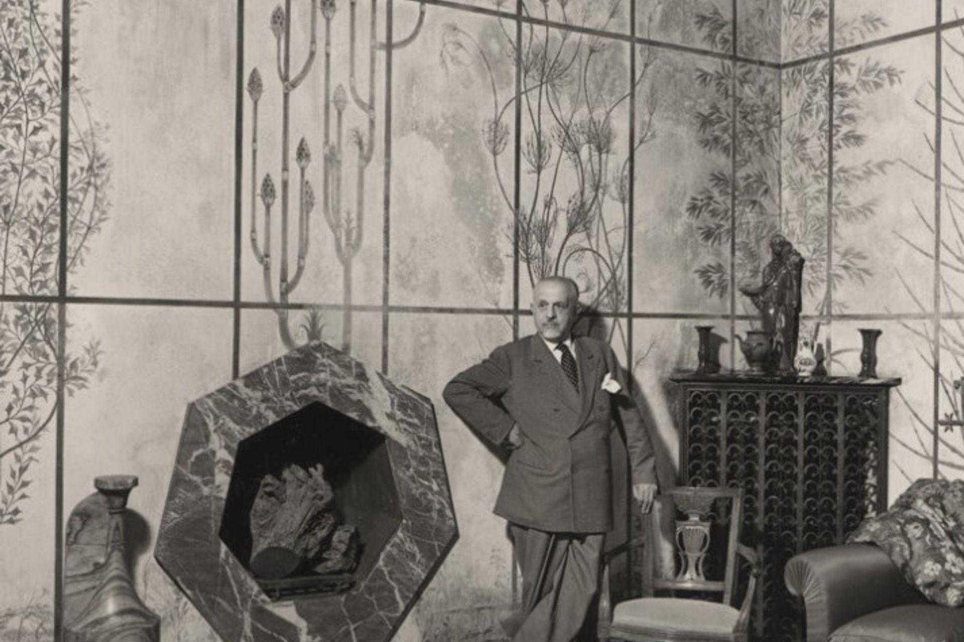 L'architetto Piero Portaluppi a Milano