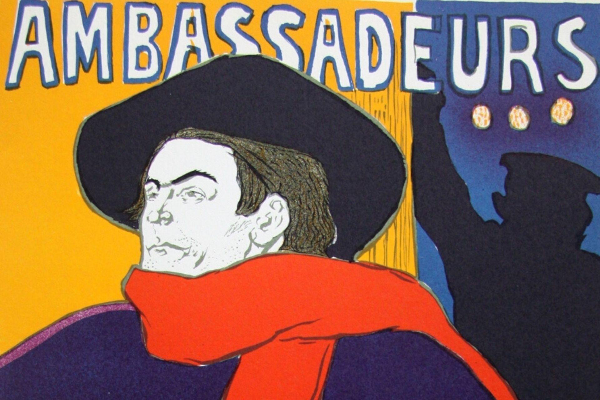 Mostra di Toulouse Lautrec a Milano