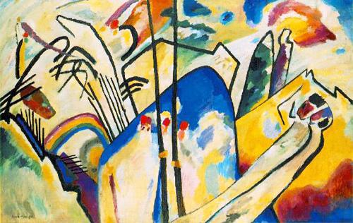 Mostra di Kandinskij a Milano al Mudec