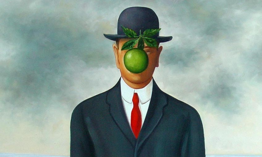 Inside Magritte a Milano